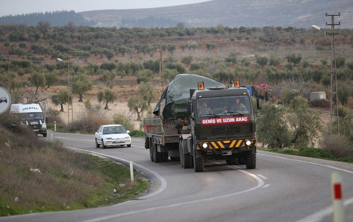 Turquie/Rameau d'olivier : des cibles terroristes à Afrin visées par des frappes intenses