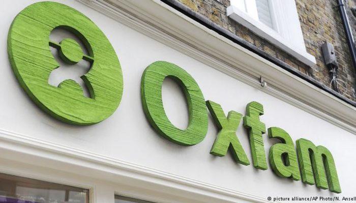 Oxfam'da seks skandalı üst düzey istifa getirdi