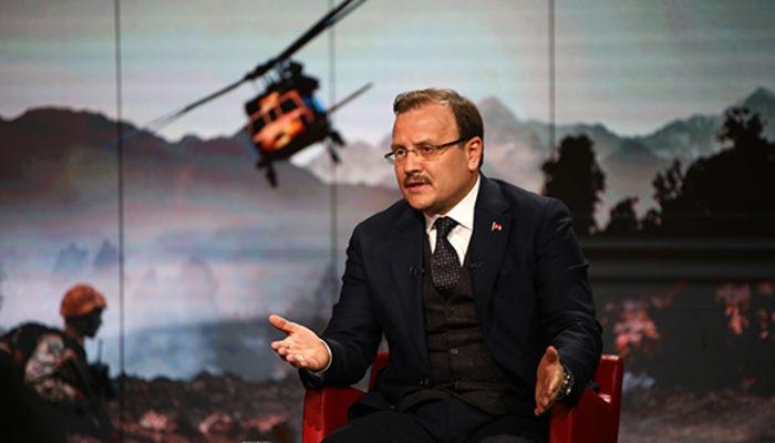 Başbakan Yardımcısı Çavuşoğlu: ABD'nin tutumu ilişkileri koparacak seviyede bir yaklaşım