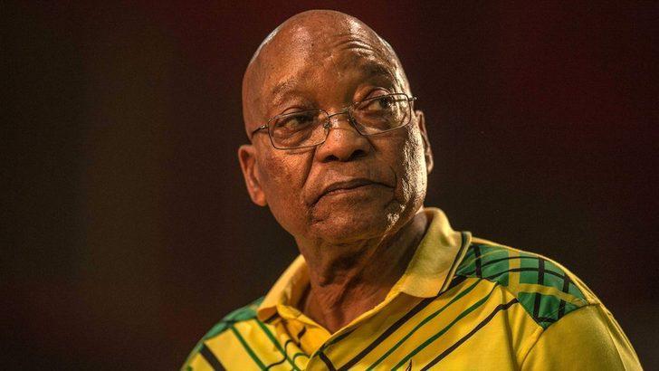 Yolsuzlukla suçlanan Güney Afrika Başkanı Zuma'ya kendi partisinden 'istifa çağrısı'