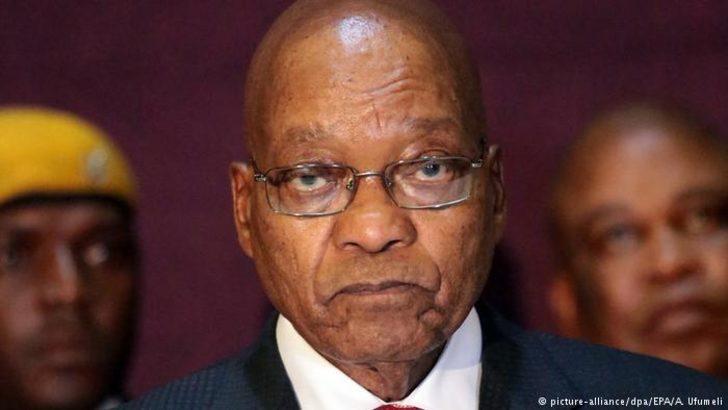 Güney Afrika medyası: Zuma görevden alındı