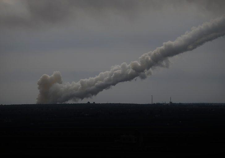 Rameau d'olivier: Tirs turcs contre les repaires des terroristes à Afrin