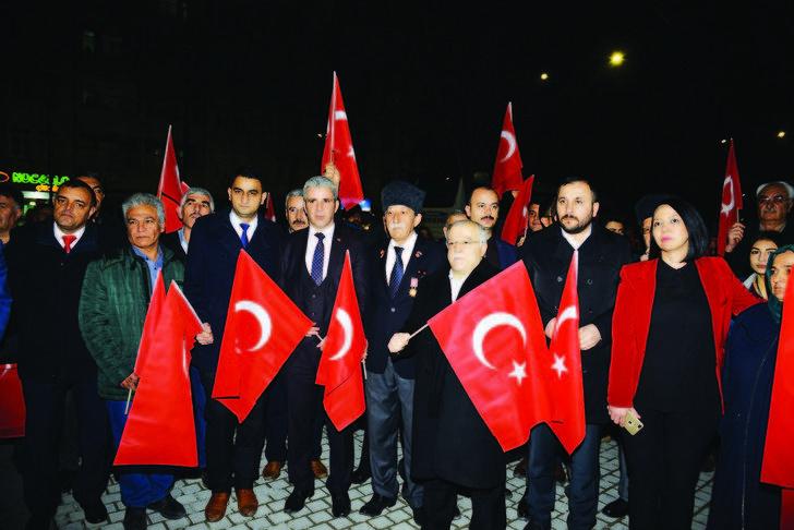 Zeytin Dalı Harekatı'nı yürüten Mehmetçik için kurban bağışı kampanyası