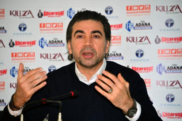 Adanaspor'da kötü gidişat sürüyor