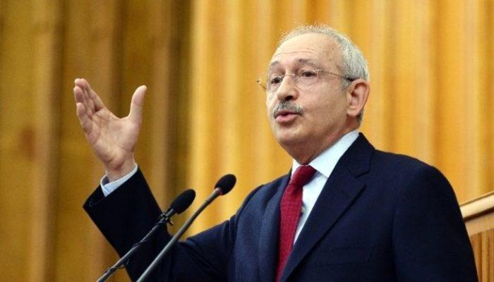 Kılıçdaroğlu: Hangi şerefsizler terörist diye hapse attı?