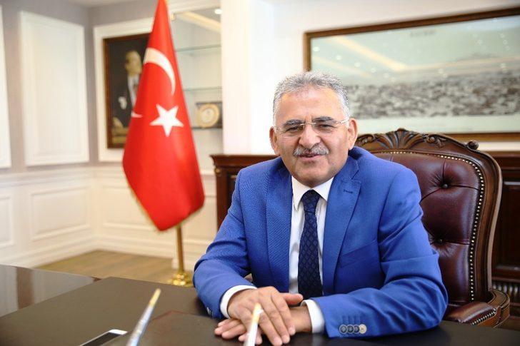 Melikgazi Belediye Başkanı Memduh Büyükkılıç'dan başsağlığı mesajı