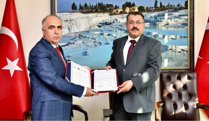 Denizli'de, 'Denetimli Serbestlik İşbirliği' protokolü imzalandı