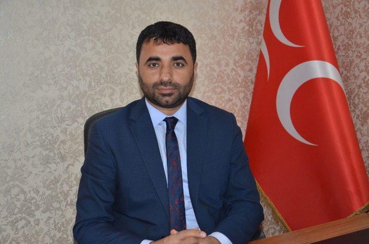 Samanlı'dan MHP'nin kuruluşunun 49'uncu yılı mesajı