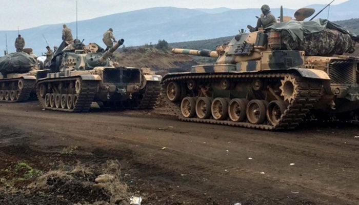 Zeytin Dalı Harekatı'nda bir köy daha alındı