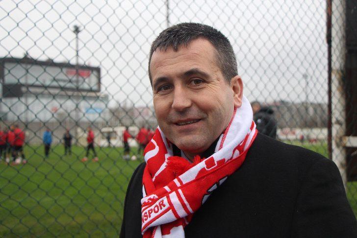 """Ahmet Güral Karayılmaz: """"Herkes Samsunspor için elini taşın altına sokmalı"""""""