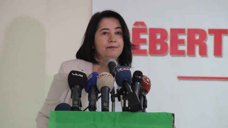 HDP'li Serpil Kemalbay Gözaltında