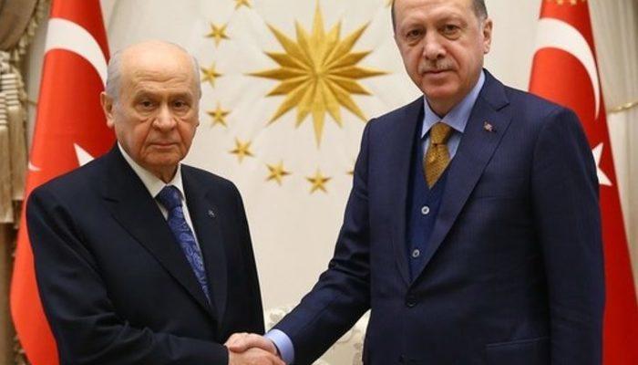 AK Parti-MHP ittifakı ile ilgili yeni gelişme! Liderlere sunulacak