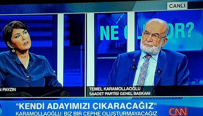 Karamollaoğlu'ndan flaş ittifak açıklaması