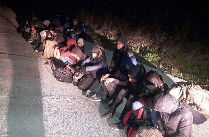 Kaçakları, Yunanistan diye Tekirdağ'da bıraktılar
