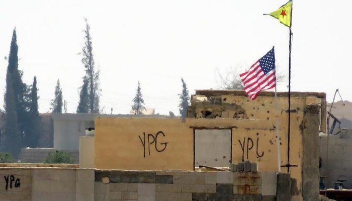 ABD'den PYD/PKK sınır gücüne 'Irak-Suriye sınırı' kılıfı