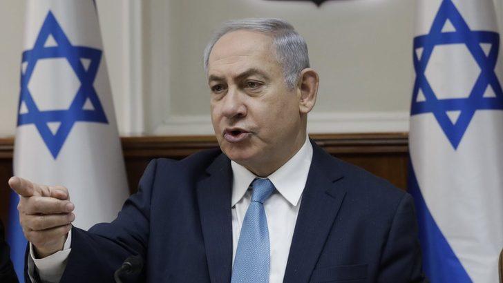 İsrail polisi: Netanyahu'nun rüşvet aldığına dair yeterli delil var