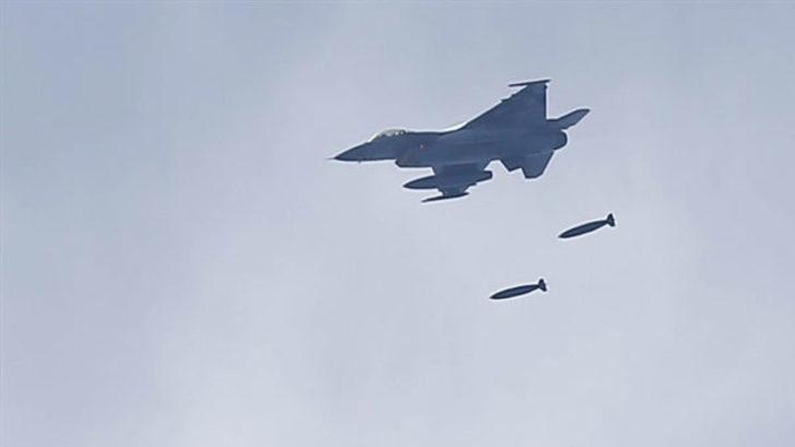 Son dakika! Kuzey Irak'ta PKK hedeflerine hava harekatı!