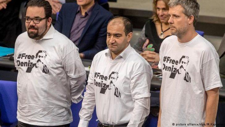 Alman siyasetçilerden Deniz Yücel çağrısı