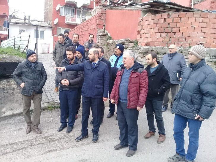 İzmit Belediyesi'nin mahalle gezileri devam ediyor