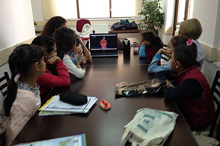 Yenimahalle Belediyesi'nden çocuklara ders takviyesi