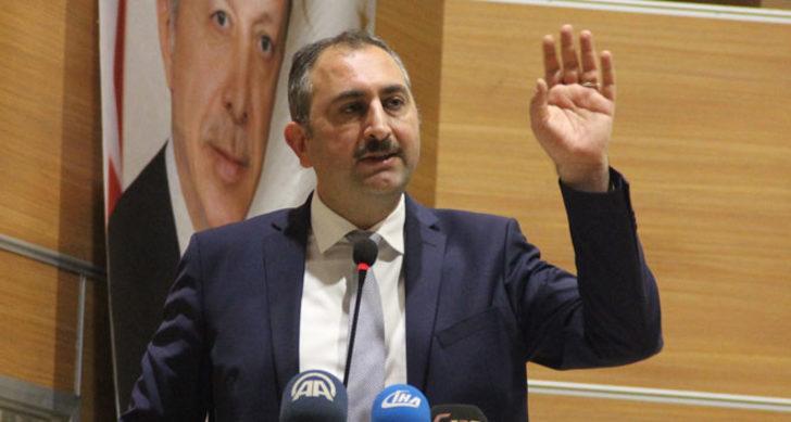 Son dakika! Adalet Bakanı Gül'den 'şehit maaşına haciz' olayına ilişkin açıklama