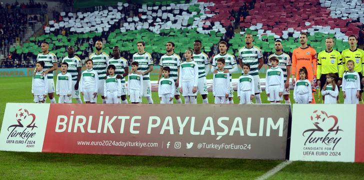 Bursaspor, 10 sezon önceki kötü grafiğiyle karşı karşıya