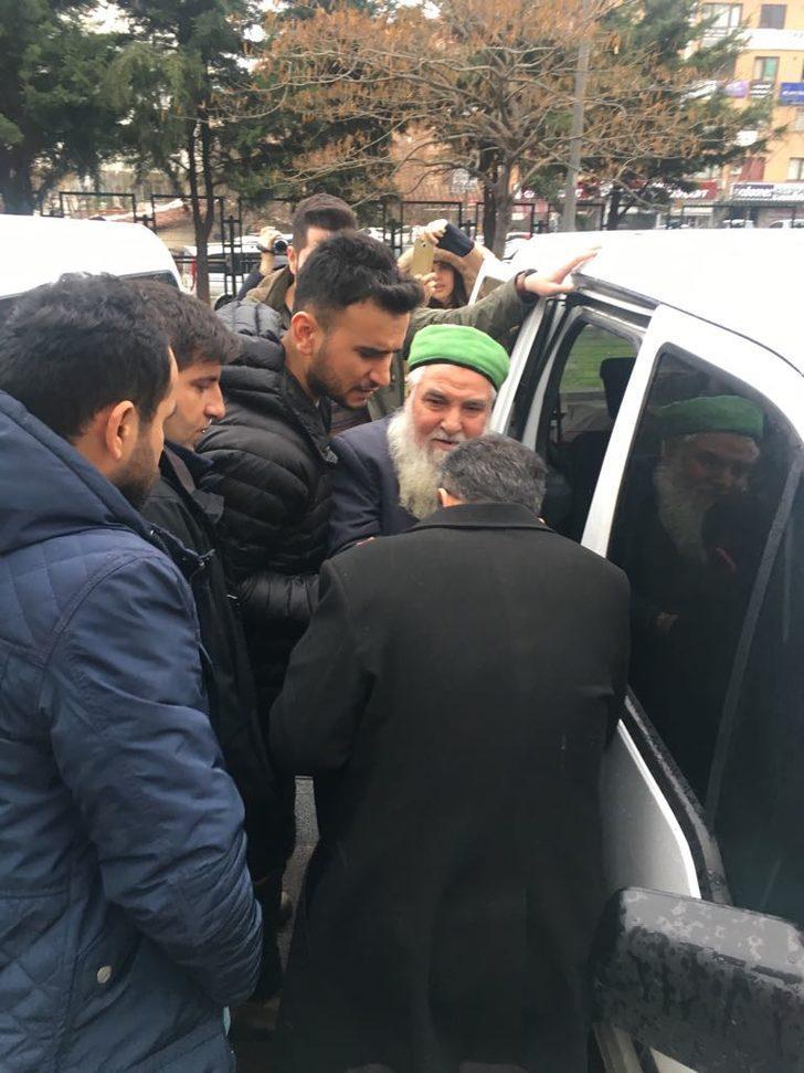 -  Vasat Cemaati lideri Şahmerdan Sarı tutuklandı