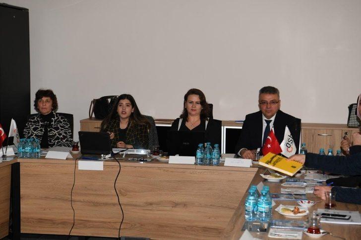 Kayseri OSB'de 'dış ticarette projelendirme' eğitimi