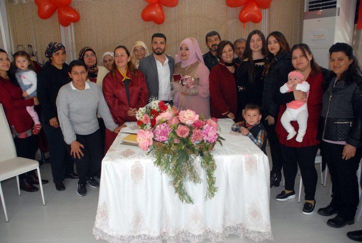 Fethiye'de 14 Şubat'ta 14 nikah