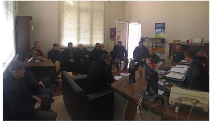 Mera Yönetim Birlikleri konulu eğitim verildi