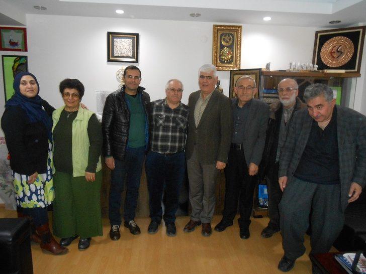 Eskişehir Tuhafiyeciler Odası'nın el sanatları projeleri