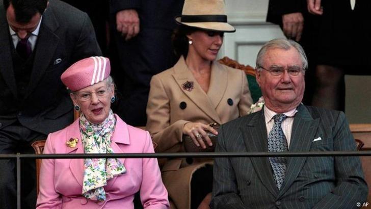 Danimarka'nın küskün Prensi hayatını kaybetti