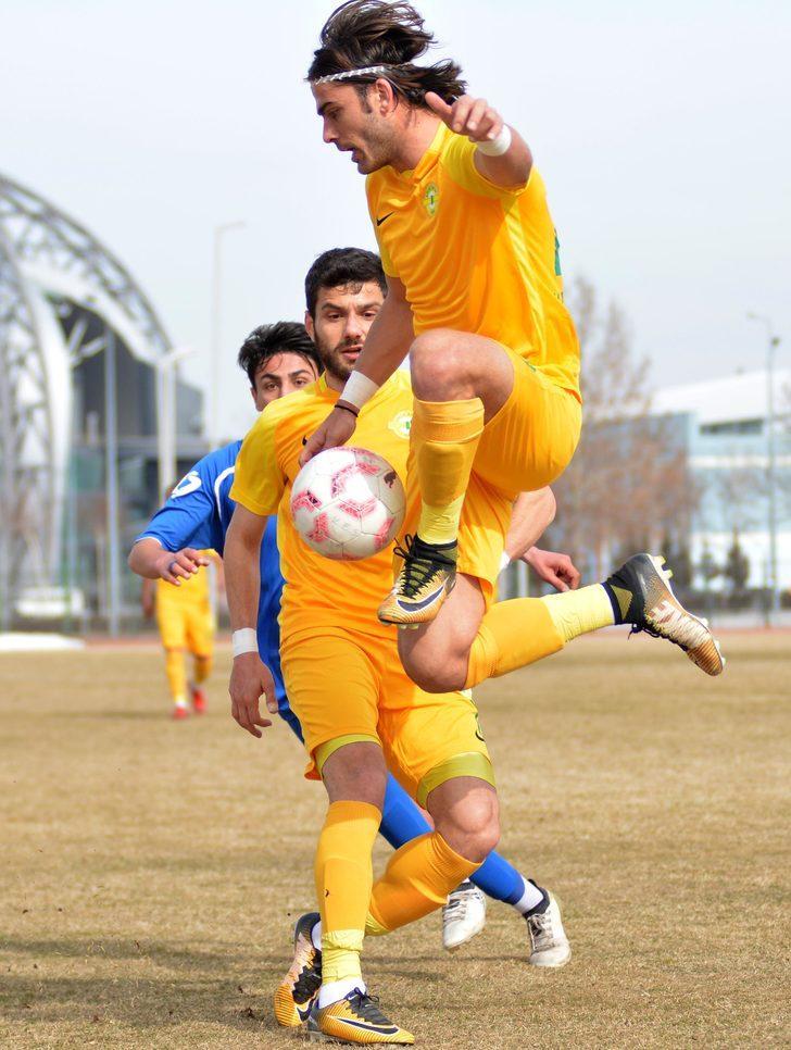Kayseri Erciyesspor - Erokspor: 1-4