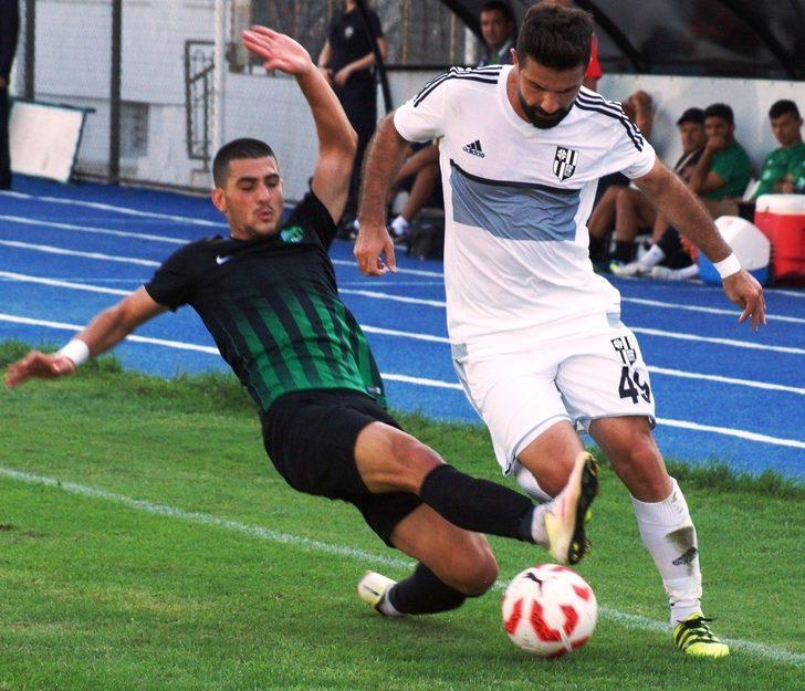 TFF 3. Lig: Kocaelispor: 2 Aydınspor 1923: 1