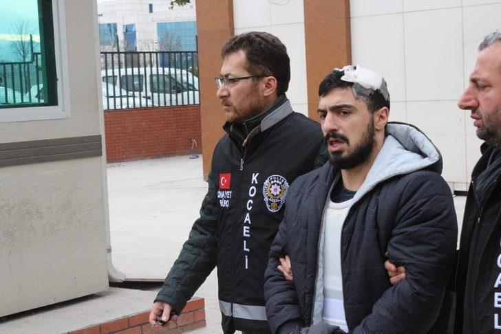 Gölcük'teki çatışmada gözaltına alınan 4 kişi adliyede