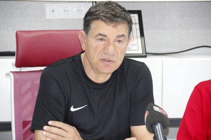 """Giray Bulak: """"Mağlubiyet serisi takımı üzdü"""""""
