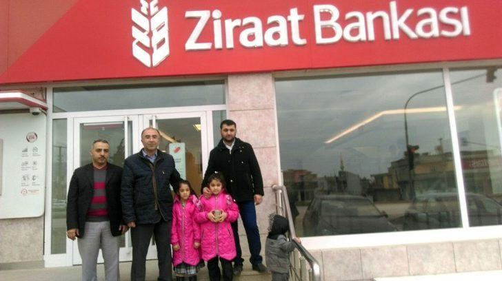 Küçük kardeşler, kumbarada biriktirdikleri harçlıklarını Afrin'e gönderdi