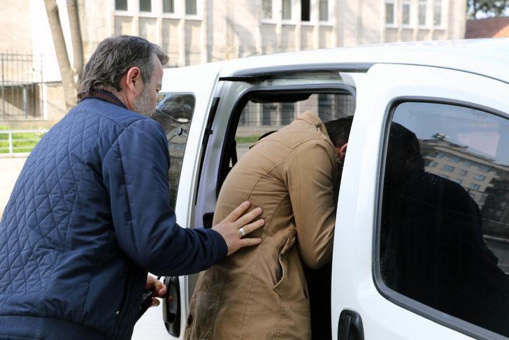 Özel halk otobüsünde cinsel tacize tutuklama