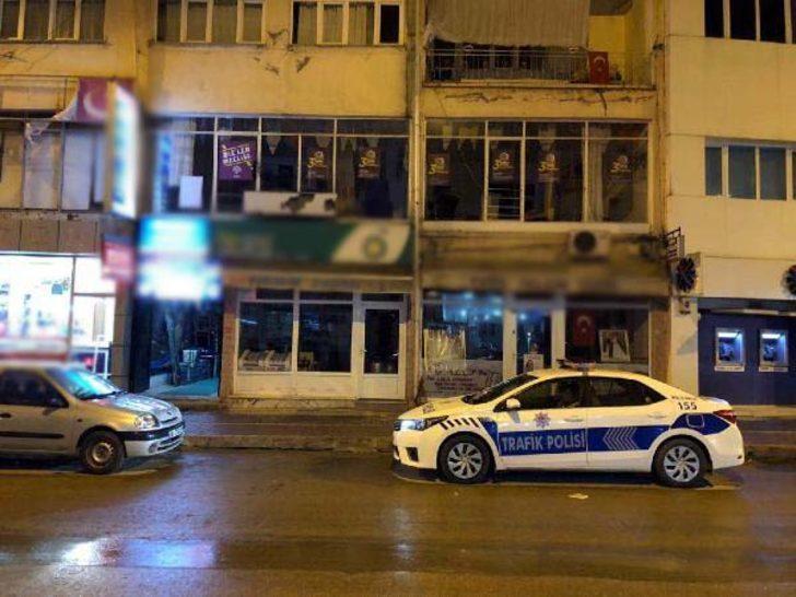 Ankara'da sıcak saatler! HDP binasına ateş açıldı