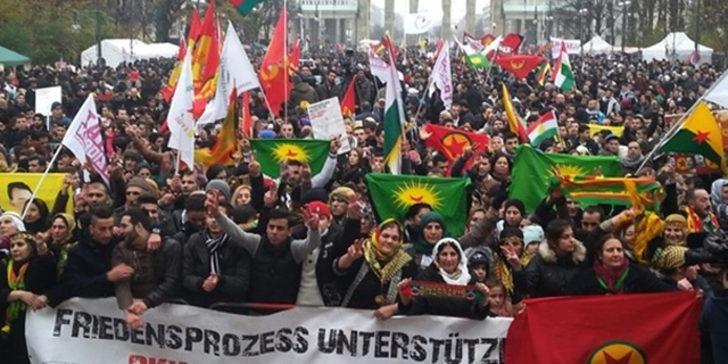 Almanya'da PKK gösterileri yasaklandı