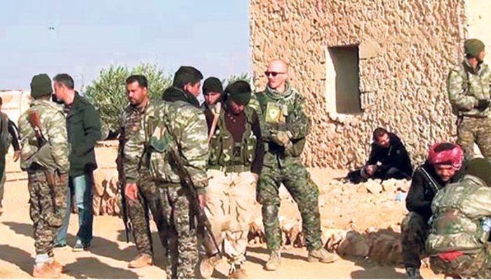ABD istihbaratından YPG itirafı