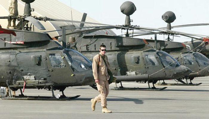 İran'dan çarpıcı ABD iddiası! Teröristleri helikopterle...