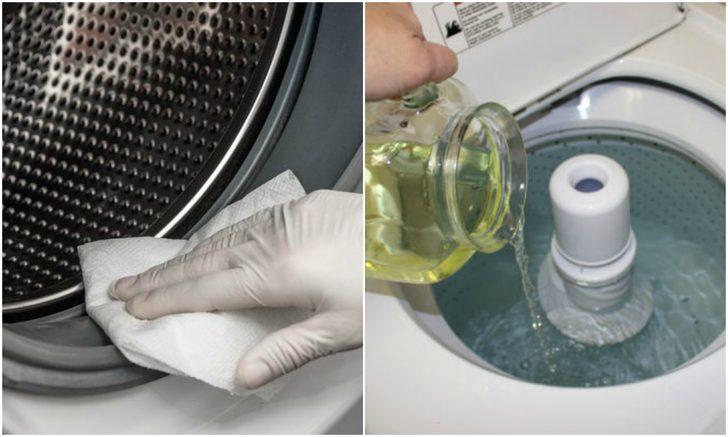çamaşır Makinenizdeki Küf Için 3 Bitkisel çözüm