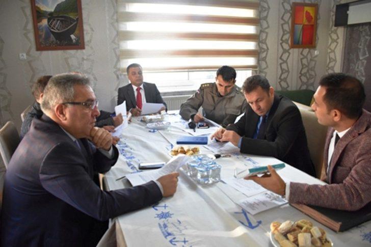 Aydın'da av komisyonu toplantıları tamamlandı
