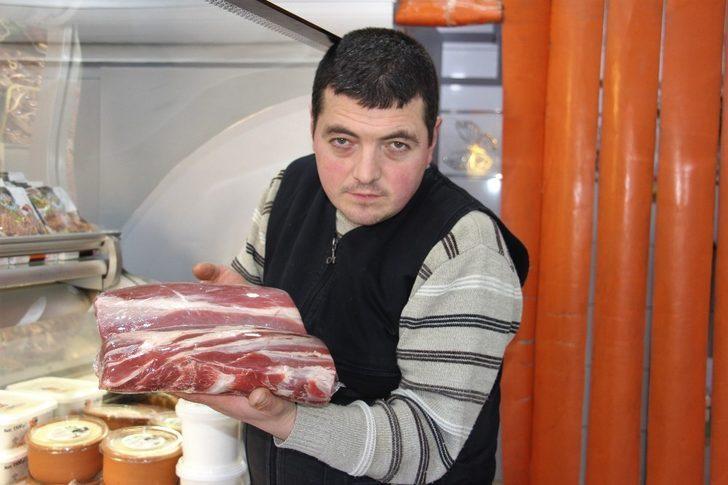 Kırmızı et fiyatı 2 lira zamlandı