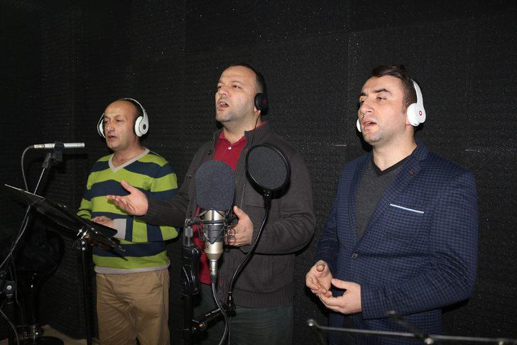 Mehmetçik için Afrin türküsü bestelediler