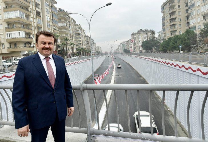 Kahramanmaraş'ta 'Abdülhamid Han Kavşağı' açıldı