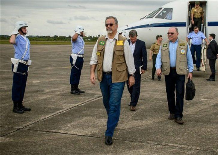 Brasil declarará emergencia social en la frontera con Venezuela
