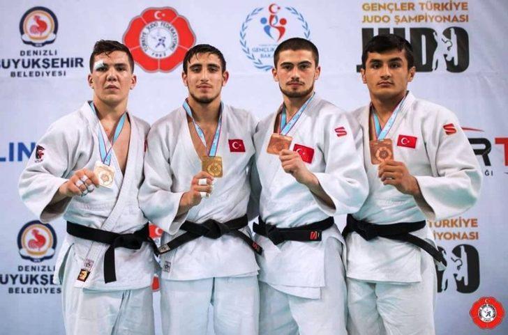Muhammet Mustafa Koç Judo'da Tekirdağ'ın gururu oldu