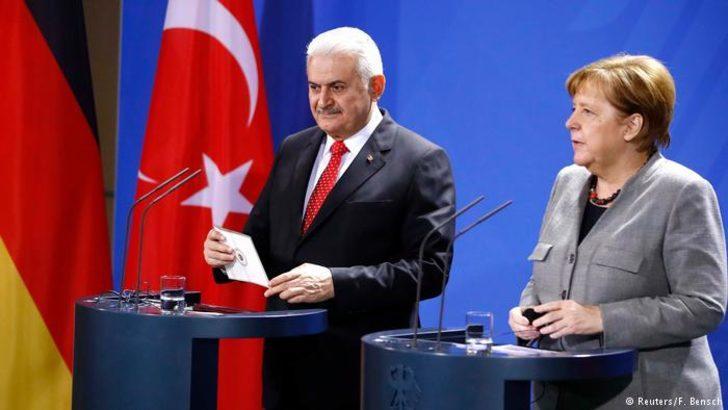Merkel: İlişkilerimizi yoğunlaştırmak istiyoruz